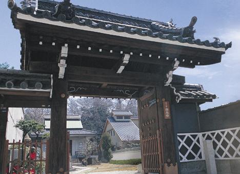 宗念寺墓地