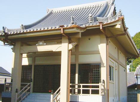 布忍寺霊園