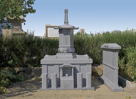 あさひ高殿墓苑