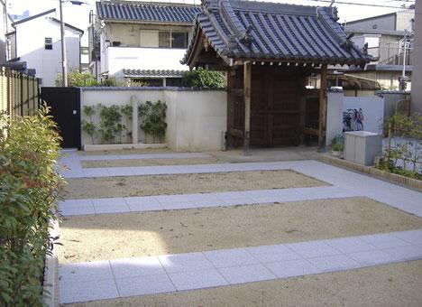 龍徳山 教蓮寺墓地