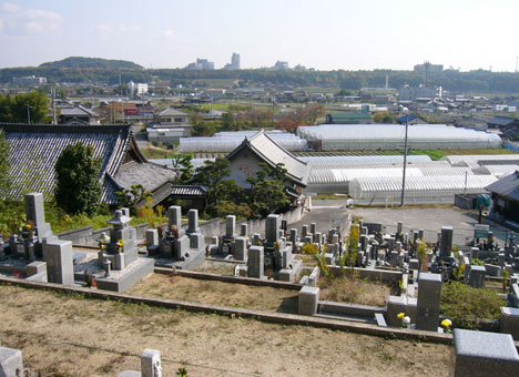 勝明寺霊園