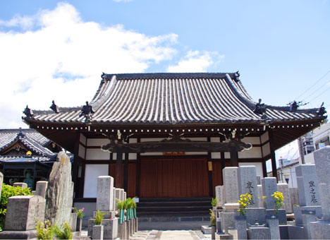 増福寺墓地