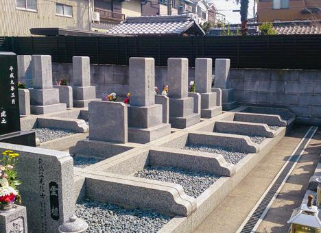永安寺境内墓地