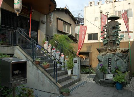 西福寺墓地