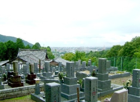 慈恩寺境内墓地