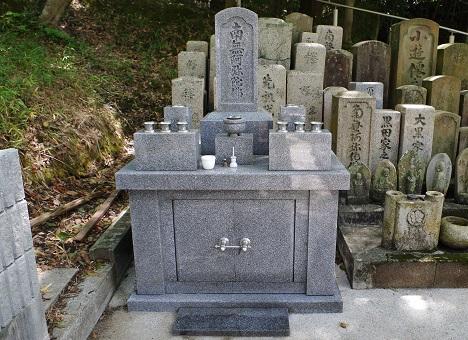 光乗寺鉢ヶ峯墓地