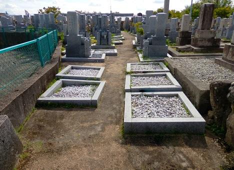 文相寺共同墓地