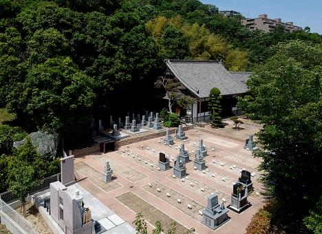 吉祥寺境内墓地 桜墓苑